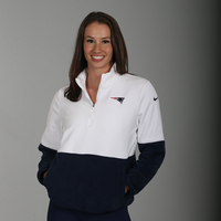 Ladies Nike Therma 1/2 Zip Jacket