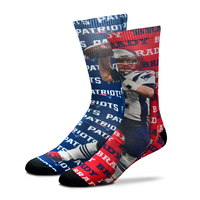 Tom Brady Say My Name Socks