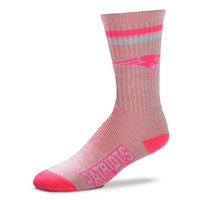 Ladies Pretty In Pink Socks