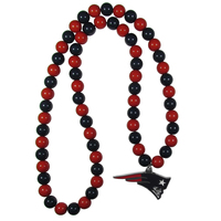 Logo Fan Bead Necklace