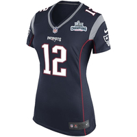 Ladies Nike Brady Opening Night Game Jersey-Navy