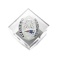 Super Bowl LIII Champions Acryllic Cube