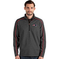 Logo Brawn 1/4 Zip Top