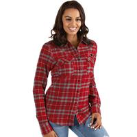 Ladies Stance Flannel Shirt