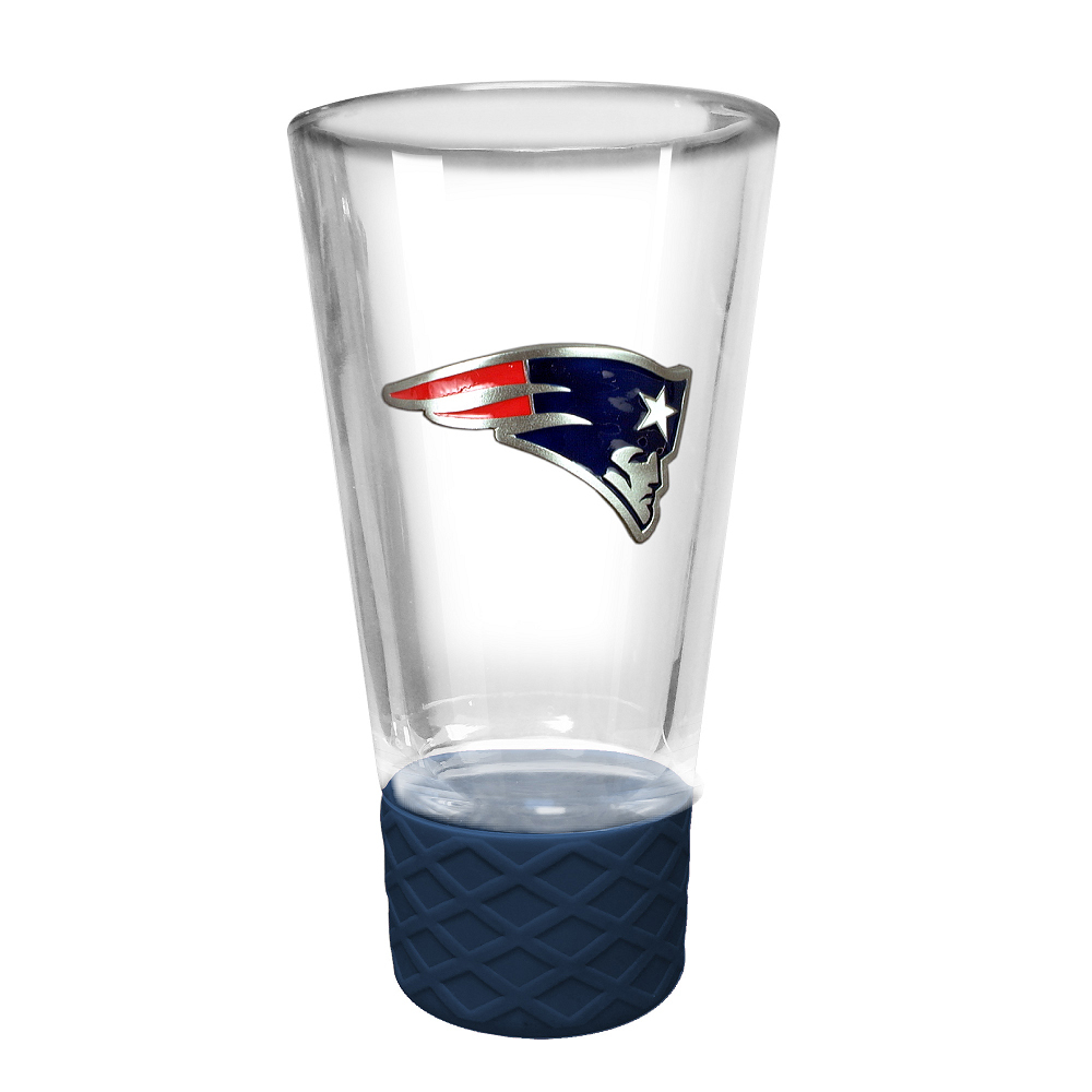 Logo Cheer Shot Glass