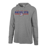 united states quality really comfortable '47 Throwback End of the Line Hooded Long Sleeve Tee