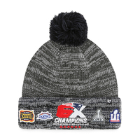 '47 6X Champions Super Bowl Logo Knit