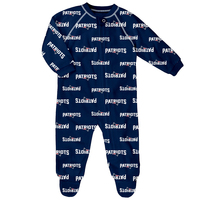 Infant Allover Print Coverall