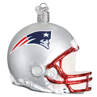 Team Helmet Ornament