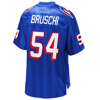 Tedy Bruschi Royal Replica Jersey