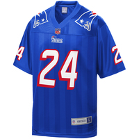 Ty Law Royal Replica Jersey