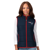 Ladies Logo Grand Slam Vest