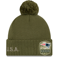 Ladies Salute to Service Knit