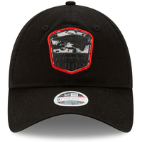 Ladies New Era Salute To Service 9Twenty Cap-Black
