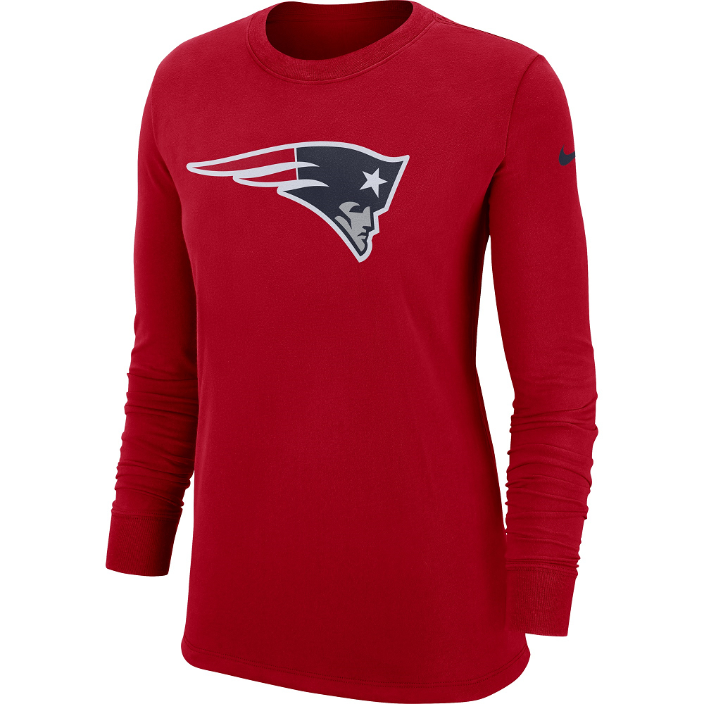 Ladies Nike Dri-Fit Long Sleeve Tee