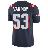Nike Kyle Van Noy #53 Color Rush Limited Jersey-Navy
