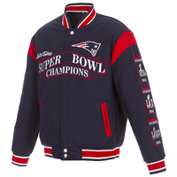 JH 6X Champions Reversible Wool Varsity Jacket