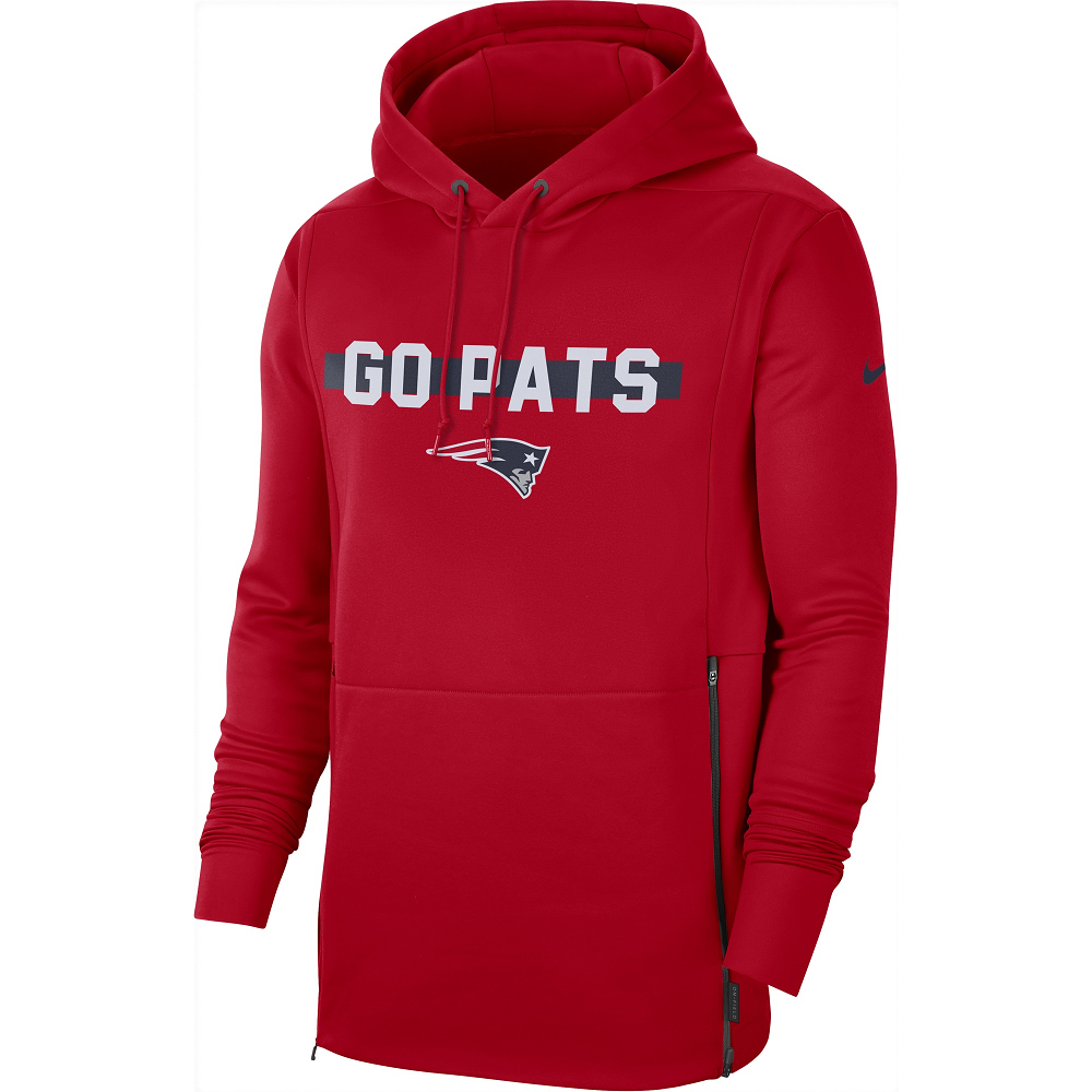Nike Go Pats Therma Hood
