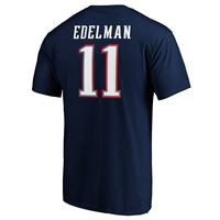 Julian Edelman Name and Number Tee