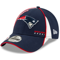 New Era Super Bowl XXXVI Lockerroom Cap