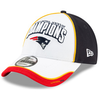 New Era Super Bowl XXXVIII Locker Room Cap