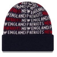 Youth New Era Chant Knit Hat