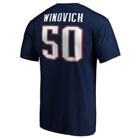 Chase Winovich Name and Number Tee