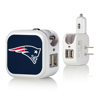 Logo USB Plug In Charger