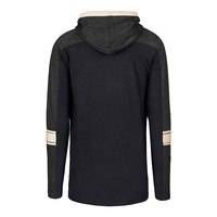 47 Logo Lace Up Hooded Top