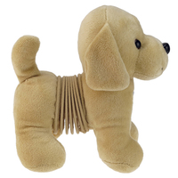 Plush Springy Puppy