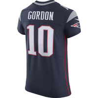 Nike Elite Josh Gordon #10 Jersey-Navy