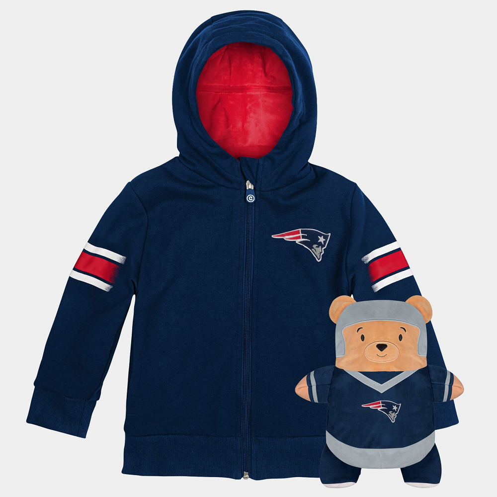 Toddler/Preschool Cub Coat Hood/Bear