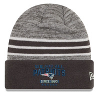 New Era We Are All Patriots Cuff Knit