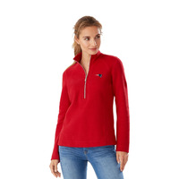 Ladies Bahama Aruba Zip Top