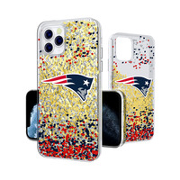 Confetti Clear Phone Case Cover IPhone 11 Pro