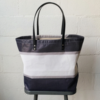 2018 Gillette Stadium Standard Field Wrap Tote Bag