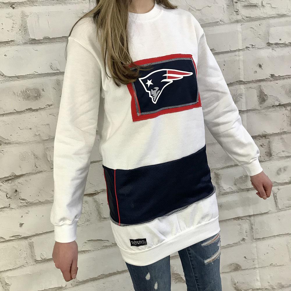 Ladiesrefriedsweatshirtdress