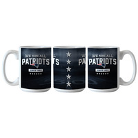 We Are All Patriots Coffee Mug