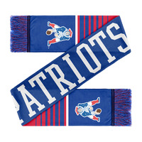 Patriots Throwback Reversible Scarf