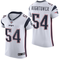 Nike Dont'a Hightower #54 Elite Jersey-White