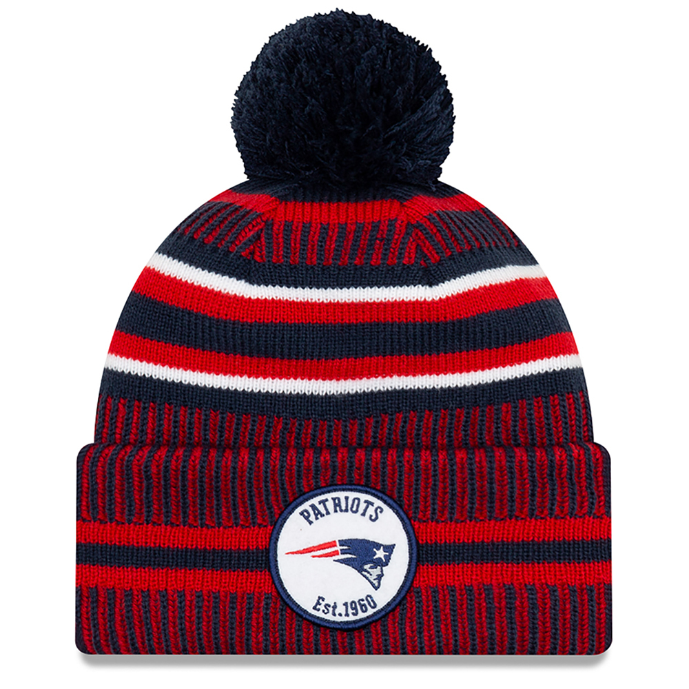 New Era 2019 Home On Field Knit-Red