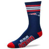 Logo 4 Stripe Deuce Socks