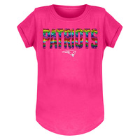 Girls Sequin Wordmark Top
