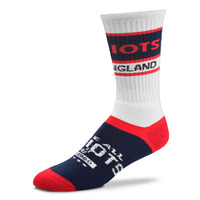 We Are All Patriots Crew Socks