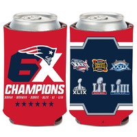 6X Champions Can Cooler