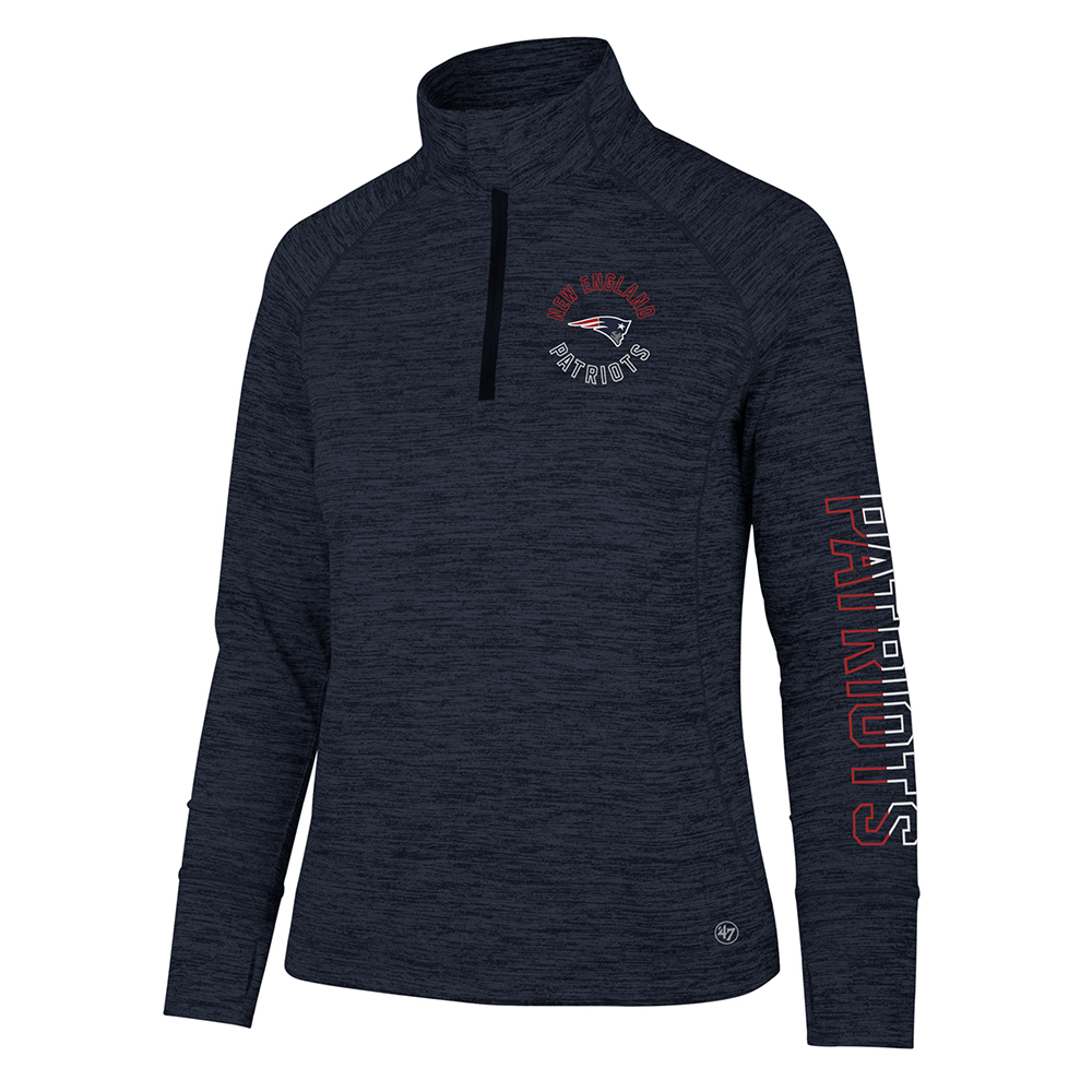 Ladies47impactquarterzip