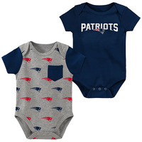 Infant Little Kicker 2pc Creeper Set