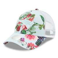 Ladies New Era 9Forty Floral Cap