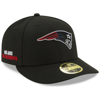 New Era 2020 Patriots 5950 Fitted Draft Cap